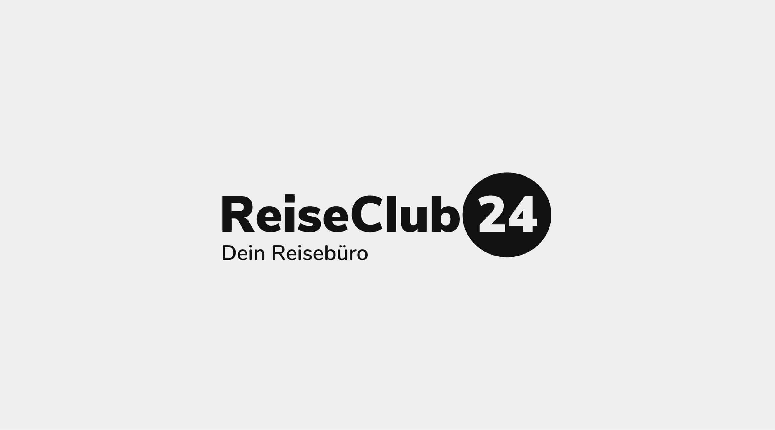 Darstellung des ReiseClub24 Logos