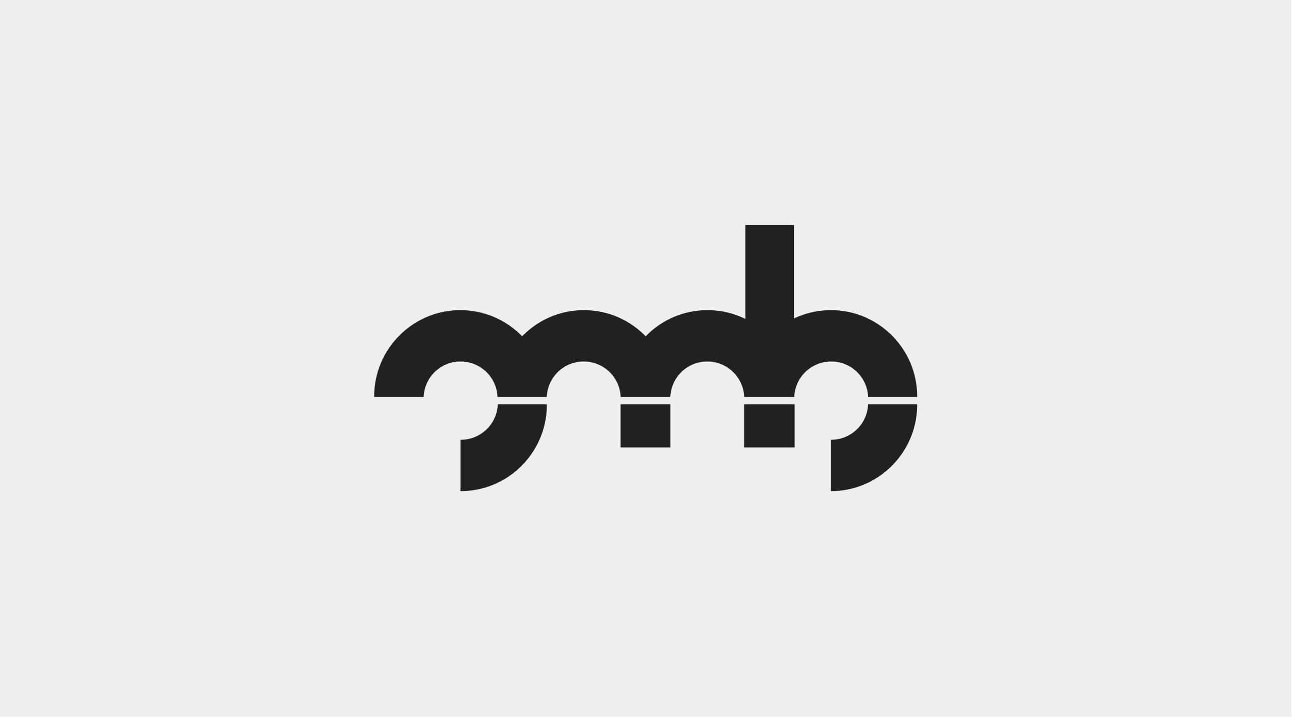 Darstellung des Logos (Bildmarke) von OMB Oh, my Brand!