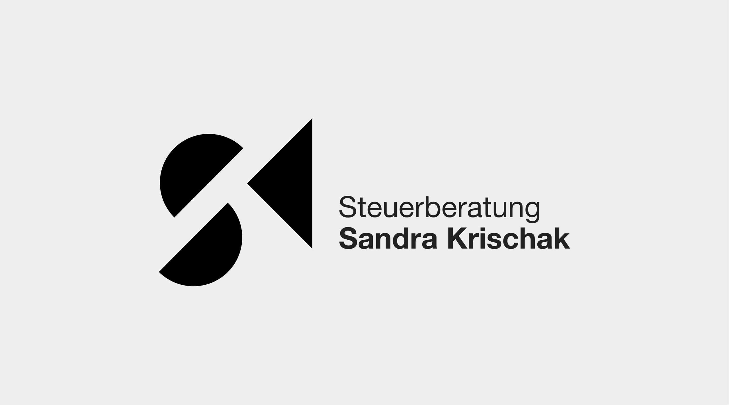 Darstellung des Steuerberatung Krischak Logos.