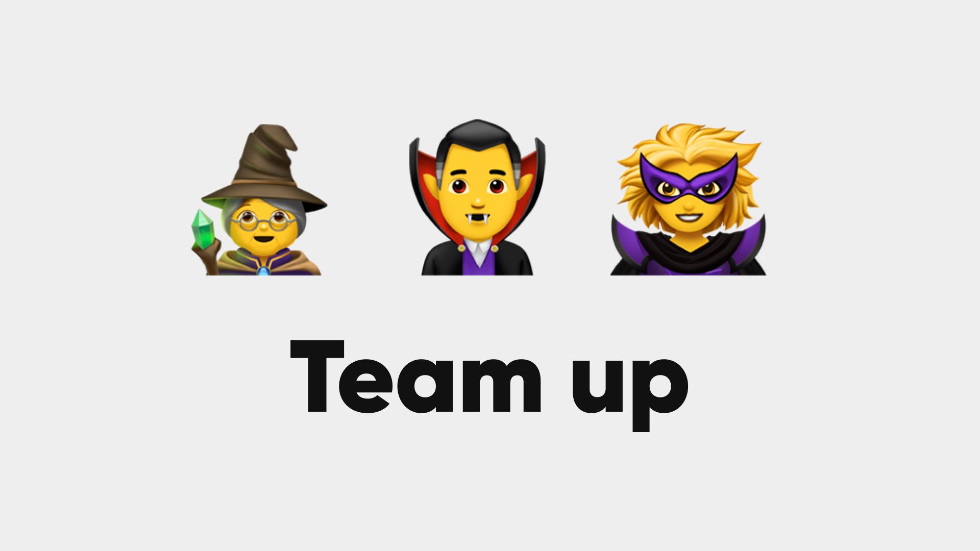 Corporate Teams for Corporate Websites